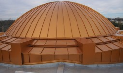 Exterior Dome Renovation
