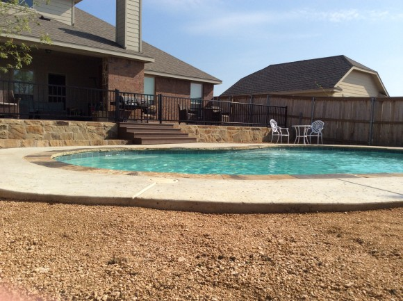 Backyard Renovation and Pool Addition