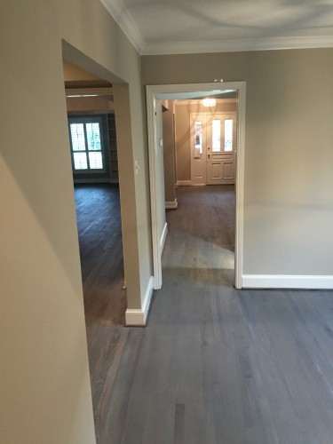 Flooring and Renovation